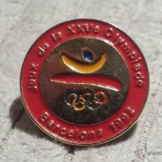 Collezionismo sportivo: PIN DE LA INSIGNIA JJOO ( JUEGOS OLIMPICOS BARCELONA 92). Lote 46635842