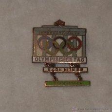 Coleccionismo deportivo: ANTIGUO PIN OLIMPICO. OLIMPIADAS BERLIN 1968.. Lote 48550044