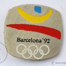 Colecionismo desportivo: PIN DE LAS OLIMPIADAS DE BARCELONA 92 / JUEGOS OLÍMPICOS 1992 - MEDIDAS 20 X 18 MM - #PLS. Lote 48897510