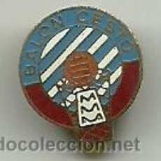 Coleccionismo deportivo: (P-381)INSIGNIA DE SOLAPA BALONCESTO M. Lote 51476728