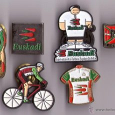 Coleccionismo deportivo: EQUIPO CICLISTA EUSKADI-FUNDACION EUSKADI. Lote 53346361