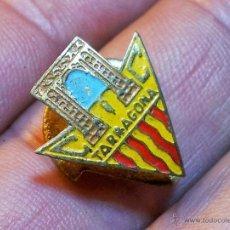 Coleccionismo deportivo: PIN INSIGNIA OJAL AÑOS 50 -- CLUB CICLISTA TARRAGONA. Lote 53603047