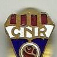 Coleccionismo deportivo: (P-129)INSIGNIA DE SOLAPA ESMALTADA CLUB NATACIO REUS PLOMS. Lote 53855321