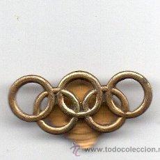 Coleccionismo deportivo: INSIGNIA OLIMPICA. Lote 54660743