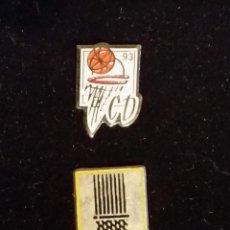 Coleccionismo deportivo: GOM-1345_PINS COMITÉS BALONCESTO FRANCIA. Lote 56235654