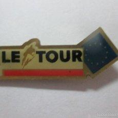 Coleccionismo deportivo: PIN CICLISMO LE TOUR DE FRANCE. Lote 56532419