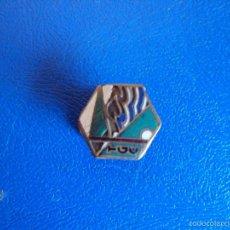 Coleccionismo deportivo: (P-152)INSIGNIA DE SOLAPA ESMALTADA T G C. Lote 56567516