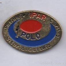 Coleccionismo deportivo: PIN DE DEPORTES-IPAR POLO-PATINAJE CURLING. Lote 57060817