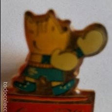 Coleccionismo deportivo: ANTIGUO PIN - ESMALTADO DE COBI - BOXEO - OLIMPIADAS DE BARCELONA AÑO 1992 -. Lote 59774632