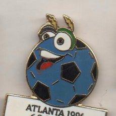Coleccionismo deportivo: PIN DE DEPORTES- JUEGOS OLIMPICOS DE ATLANTA 1996. Lote 77300545