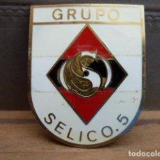 Coleccionismo deportivo: INSIGNIA GRUPO SELICO .5. Lote 81142912