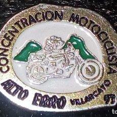 Coleccionismo deportivo: CONCENTRACION MOTOCICLISTA*ALTO EBRO*VILLARCAYO-BURGOS-AÑO 1993. Lote 83192948