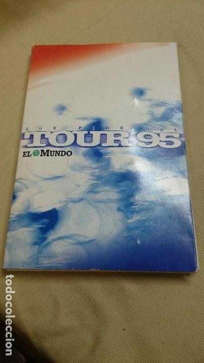 Coleccionismo deportivo: LOS PINS DEL TOUR 95,PIN CICLISTA - Foto 2 - 83551684