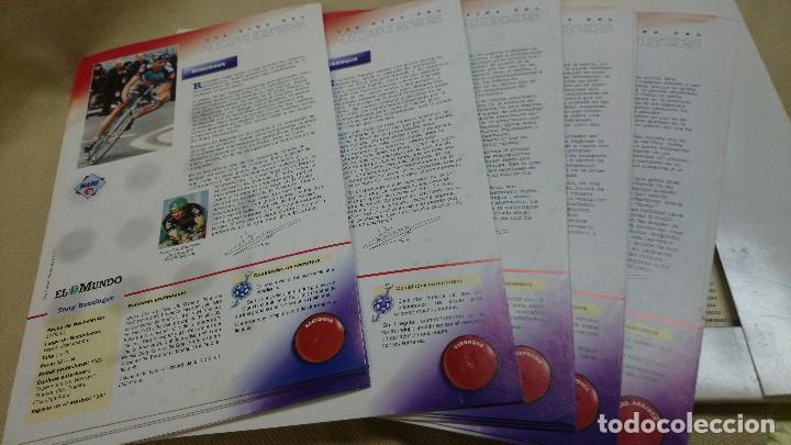 Coleccionismo deportivo: LOS PINS DEL TOUR 95,PIN CICLISTA - Foto 4 - 83551684