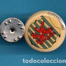 Coleccionismo deportivo: PIN OLIMPIADA DE LUXEMBOURG PIN MODERNO . Lote 87346020