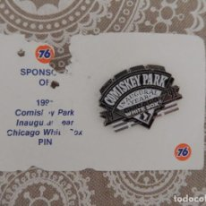 Coleccionismo deportivo: PIN COMISKEY PARK CHICAGO WHITE SOX. Lote 88960908