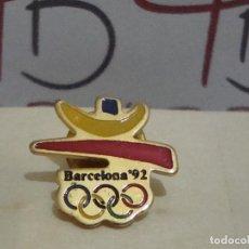 Coleccionismo deportivo: (TC-105) PIN BARCELONA 92. Lote 89004448