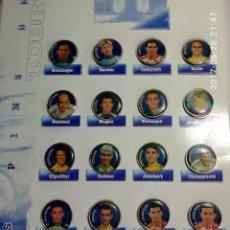 Coleccionismo deportivo: PINS DEL TOUR '95. Lote 96548783