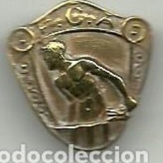 Coleccionismo deportivo: (P-253)INSIGNIA DE SOLAPA FEDERACIO CATALANA ATLETISME. Lote 97930123
