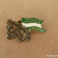 Coleccionismo deportivo: PIN MOTOCICLISMO JEREZ 95 . Lote 100551787