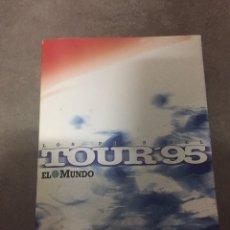 Coleccionismo deportivo: PINS DEL TOUR 95 EL MUNDO. COLECCION INCOMPLETA.. Lote 24170133