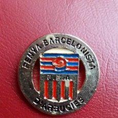 Coleccionismo deportivo: PENYA BARCELONISTA D´ARBUCIES F.C. BARCELONA. Lote 105822839