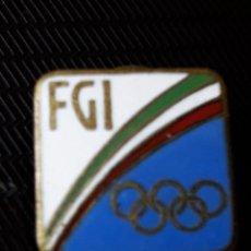 Coleccionismo deportivo: FGI.FEDERAZIONE GINNASTICA D'ITALIA?. Lote 105868548