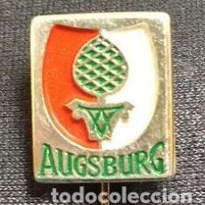 Coleccionismo deportivo: ANTIGUA INSIGNIA CLUB AUGSBURGO DE BALONCESTO . ALEMANIA .. Lote 105926019
