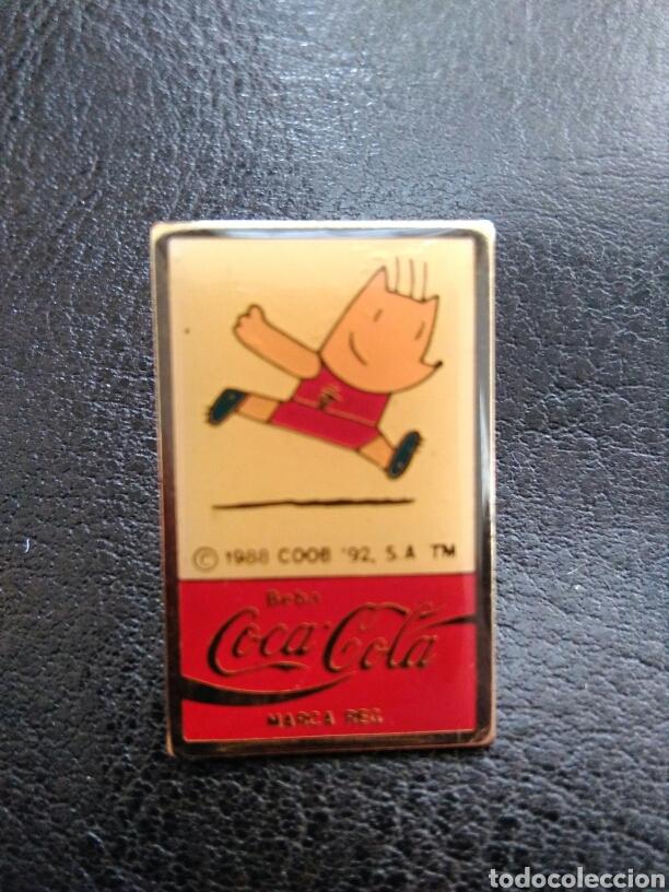Pin Cobi Jjoo Juegos Olimpicos Barcelona 1992 C Comprar En
