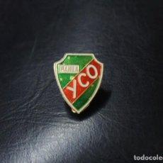 Coleccionismo deportivo: INSIGNIA ESMALTADA YCO ATLETIC CLUB DE MANILA .MIDE 1,5 X1,2 CM.. Lote 108869791