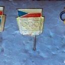 Coleccionismo deportivo: COLECCIÓN 75 ANIVERSARIO COMITÉ OLÍMPICO CHECO. Lote 113428175