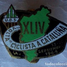 Coleccionismo deportivo: VOLTA CICLISTA A CATALUNYA AÑO 1964. EDITA U. E. S.. Lote 113431315
