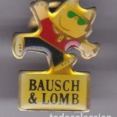 Coleccionismo deportivo: BAUSCH & LOMB - PIN DE COBI DE LAS OLIMPIADAS DE BARCELONA 92 . Lote 115913951