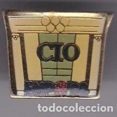 Coleccionismo deportivo: PIN DEL CIO - COMITE OLIMPICO INTERNACIONAL - AROS OLIMPICOS- EXPO SEVILLA 92. Lote 116066611