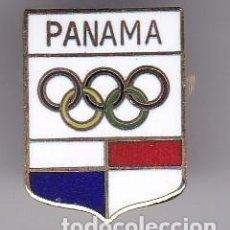 Coleccionismo deportivo: PIN DE AGUJA DEL COMITE OLIMPICO DE PANAMA. Lote 116070811