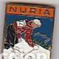 Coleccionismo deportivo: ANTIGUA INSIGNIA AGUJA NURIA SKY. Lote 117735803