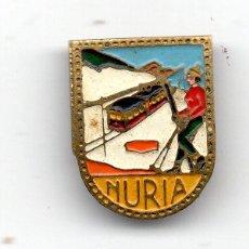 Coleccionismo deportivo: NURIA (SKI). Lote 118299403
