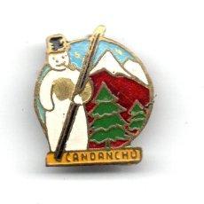 Coleccionismo deportivo: CANDANCHU (SKI). Lote 118300291