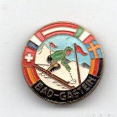 Coleccionismo deportivo: BAD GASTEIN (SKI). Lote 118300587