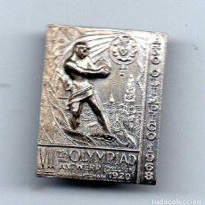 Coleccionismo deportivo: AÑO OLIMPICO 1968 ,VII TH OLYMPIAD ANTWERP BELGIUM 1920. Lote 118302107