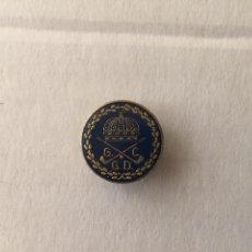 Coleccionismo deportivo: PIN GOLF-CLUB GRAND-DUCAL. AÑOS 60. Lote 122106736