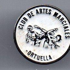 Coleccionismo deportivo: IN DE DEPORTES-CLUB DE ARTES MARCIALES DE ORTUELLA -VIZCAYA. Lote 125144663