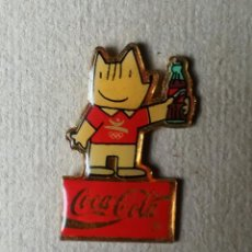 Coleccionismo deportivo: PIN OLIMPIADAS BARCELONA 1992. COCA COLA. Lote 138611026