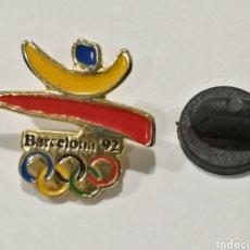 Coleccionismo deportivo: PIN BARCELONA 92. Lote 147657530