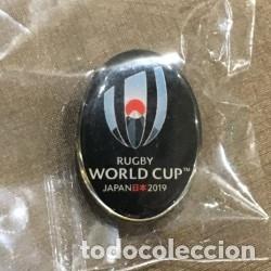 RWC 2019 Pins Japon