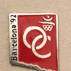 Coleccionismo deportivo: RARO PIN OLIMPIADA CULTURAL BARCELONA 1992. Lote 152222158