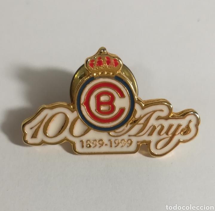 PIN REAL CLUB TENNIS BARCELONA (Coleccionismo Deportivo - Pins otros Deportes)