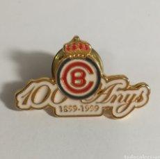 Coleccionismo deportivo: PIN REAL CLUB TENNIS BARCELONA. Lote 152794582