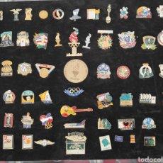 Coleccionismo deportivo: LOTE DE 57 PINS DE ATLANTA 96- OLIMPIADAS DE 1996. Lote 155345833