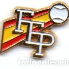 Coleccionismo deportivo: PIN-FEDERACIÓN DE ESPAÑA DE PELOTA . Lote 155700514